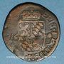 Coins Belgique. Evêché de Liège. Ernest de Bavière (1581-1612). Liard 1610