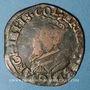 Coins Belgique. Evêché de Liège. Ernest de Bavière (1581-1612). Liard n. d. (1581-1612)
