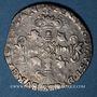 Coins Belgique. Flandres. Albert et Isabelle (1598-1621). 1/8 florin (= stoter) 1600. Bruges