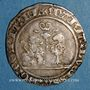 Coins Belgique. Flandres. Marie de Bourgogne (1477-1482). Double briquet 1480. Bruges