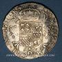 Coins Belgique. Flandres. Philippe II (1555-1598). Daldre 1562. Bruges