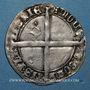 Coins Belgique. Flandres. Philippe le Bon (1433-1467). Double gros cromsteert. Gand