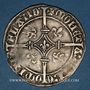 Coins Belgique. Flandres. Philippe le Bon (1433-1467). Double gros
