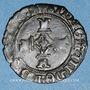 Coins Belgique. Flandres. Philippe le Bon (1433-1467). Double mite, 8e émission, 1505-06. Bruges