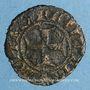 Coins Belgique. Flandres. Philippe le Hardi (1384-1404). Double mite
