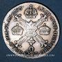 Coins Belgique. François II d'Autriche (1792-1835). 1/4 kronentaler 1793B