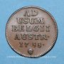 Coins Belgique. Joseph II (1780-1790). 1 liard 1788 Bruxelles