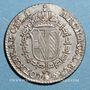 Coins Belgique. Joseph II (1780-1790). 10 liards 1788, Bruxelles