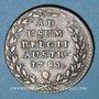 Coins Belgique. Joseph II (1780-1790). 2 liards 1788 Bruxelles