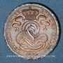 Coins Belgique. Léopold I (1831-1865). 10 centimes 1832