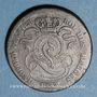 Coins Belgique. Léopold I (1831-1865). 10 centimes 1833