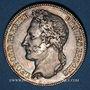 Coins Belgique. Léopold I (1831-1865). 2 francs 1834