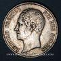 Coins Belgique. Léopold I (1831-1865). 5 francs 1849