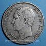 Coins Belgique; Léopold I (1831-1865). 5 francs 1851