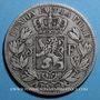 Coins Belgique. Léopold I (1831-1865). 5 francs 1851