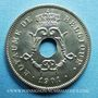 Coins Belgique. Léopold II (1865-1909). 10 centimess 1901. Légende française