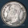 Coins Belgique. Léopold II (1865-1909). 2 francs 1904. Légende française