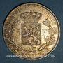 Coins Belgique. Léopold II (1865-1909). 5 francs 1867. Position A