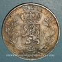 Coins Belgique. Léopold II (1865-1909). 5 francs 1872