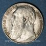 Coins Belgique. Léopold II (1865-1909). 50 centimes 1901. Légende flamande