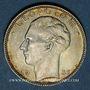 Coins Belgique. Léopold III (1934-1950). 20 francs 1935, type B