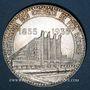 Coins Belgique. Léopold III (1934-1950). 50 francs 1935. Centenaire des Chemins de Fer Belges. Légende fr.