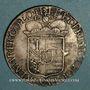 Coins Belgique. Liège. Maximilien Henri de Bavière (1650-1688). Patagon 1666