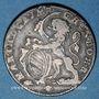 Coins Belgique. Marie-Thérèse (1740-1780). 1 escalin 1764, Bruxelles