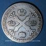 Coins Belgique. Marie-Thérèse (1740-1780). 1 kronentaler 1766, Bruxelles