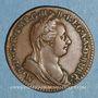 Coins Belgique. Marie-Thérèse (1740-1780). Liard 1780. Bruxelles