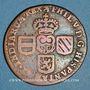 Coins Belgique. Namur. Philippe V (1700-1711). Liard 1709