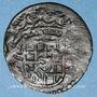 Coins Belgique. Reckheim. Ferdinand d'Aspremont Lynden (1636-1665). Duit