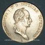 Coins Bohème. François II (1792-1835). Taler 1825C. Prague