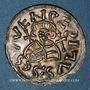 Coins Bohème. Ulrich, duc (1012-1033 et 1034). Denier. Prague