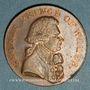 Coins Brighton. Halfpenny token 1794