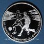 Coins Bulgarie. République. 500 leva 1996. 16e coupe Mondiale de Football