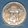 Coins Chypre. Georges V (1910-1936). 9 piastres 1921