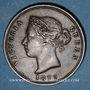 Coins Chypre. Victoria (1837-1901). 1 piastre 1879