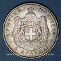 Coins Crète. Georges I (1863-1873). 5 drachmes 1901