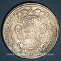 Coins Croatie. Raguse (Dubrovnik) - République. Tallero 1779