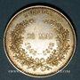 Coins Danemark. Christian IX (1863-1906). 2 couronnes 1892 (coeur). Copenhague. Noces d'or