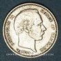 Coins Danemark. Christian IX (1863-1906). 25 öre 1894