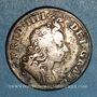 Coins Danemark. Frédéric IV (1699-1730). 8 skilling 1702