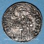 Coins Danemark. Sven II Estridsen (1047-1074). Denier, frappé au nom de Magnus le Bon, Lund