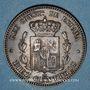 Coins Espagne. Alphonse XII (1874-1885). 10 centimos 1878