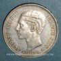 Coins Espagne. Alphonse XII (1874-1885). 5 pesetas 1878/78 DE-M