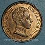 Coins Espagne. Alphonse XIII (1886-1931). 2 centimos 1905 (05) SM-V