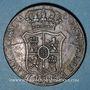 Coins Espagne. Catalogne. Isabelle II (1833-1868). 6 cuartos 1846