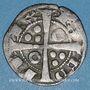 Coins Espagne. Comté de Barcelone. Jacques I (1213-1276). Denier