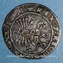Coins Espagne. Ferdinand et Isabelle (1474-1504). 1 real. Séville